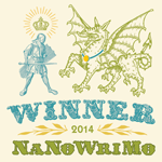 2014 Nanowrimo Winner