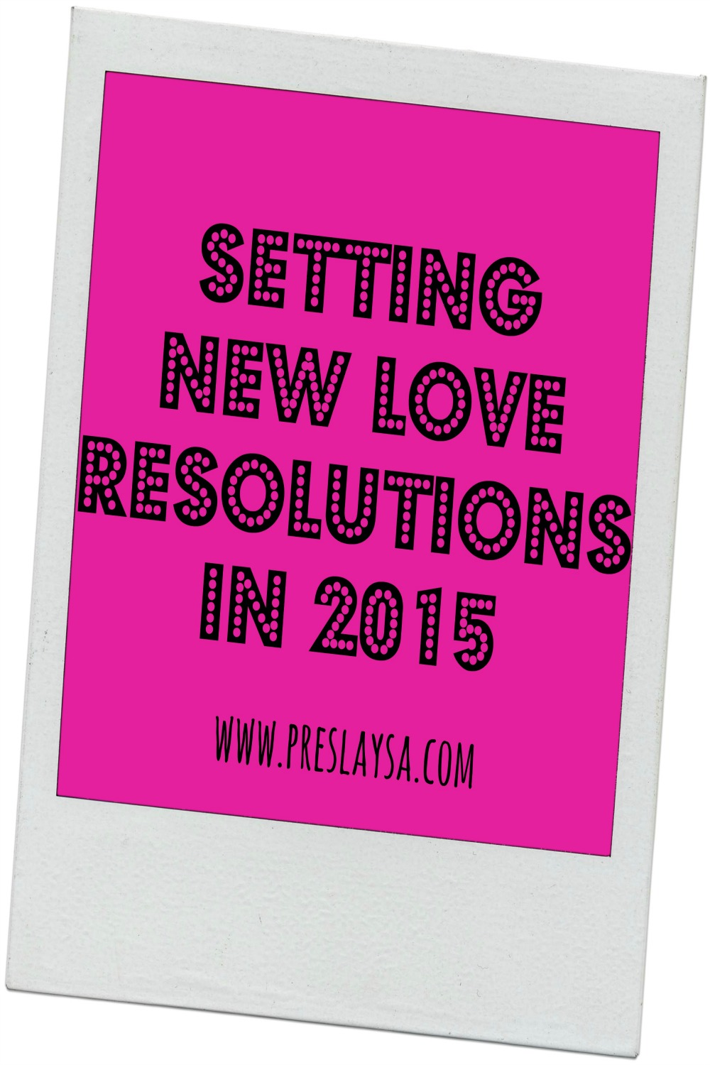 Love Resolutions