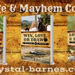 A Guest Post by Crystal L. Barnes + Giveaway